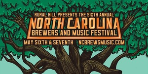 NC Brewers and Music Festival Logo