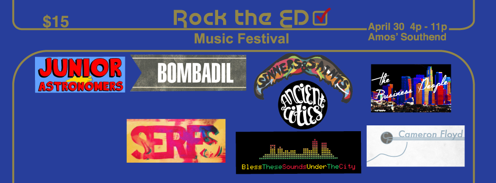 Rock The Ed Music Festival