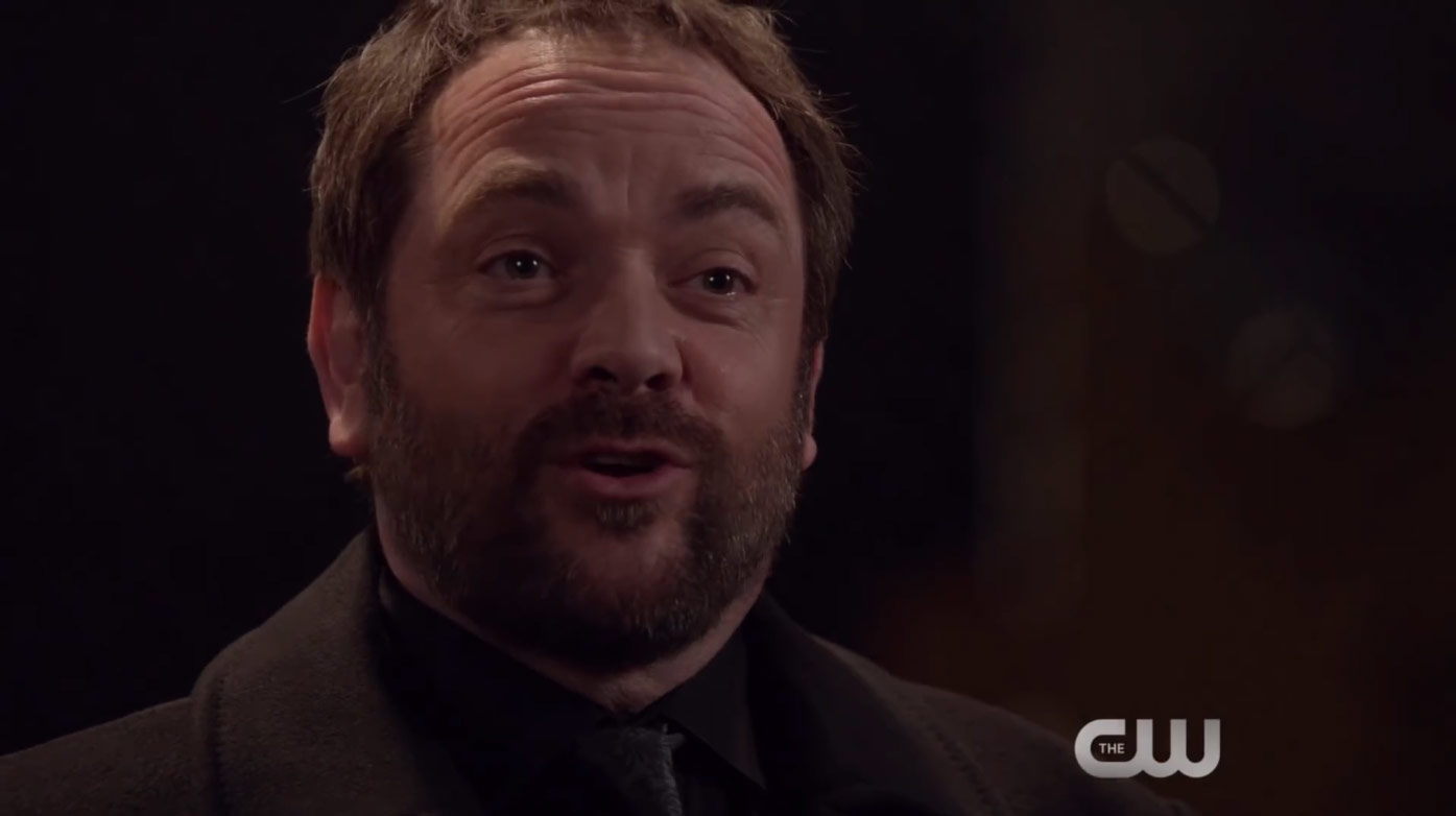 "Supernatural -- ""Hell's Angel"""