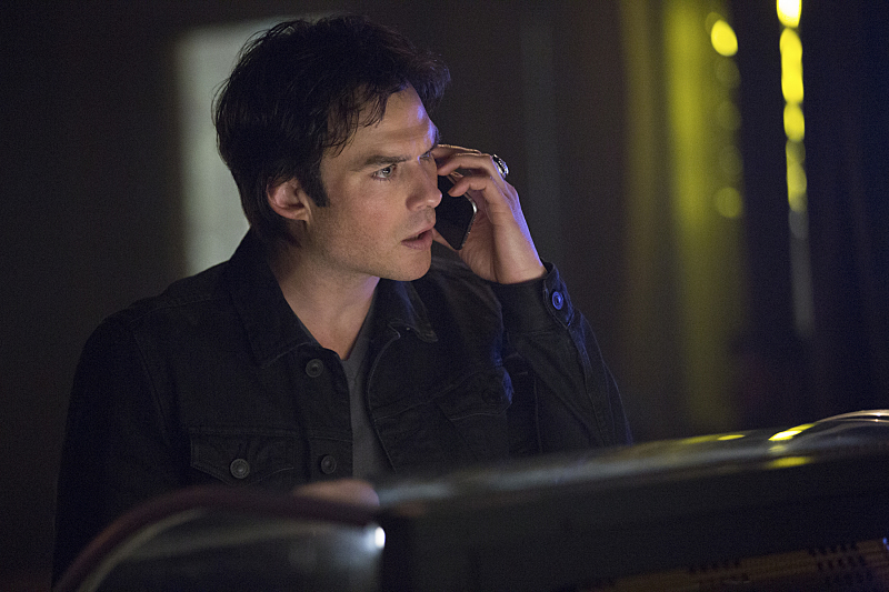 """The Vampire Diaries -- """"I Went to the Woods"""""""