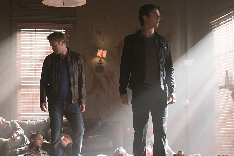 "The Vampire Diaries -- ""One Way or Another"""