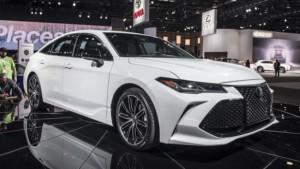 """2019 Toyota Avalon"""