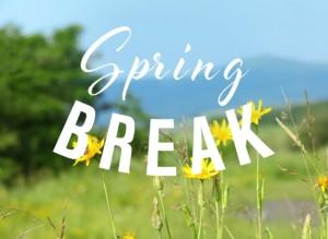 """""""spring break"""""""