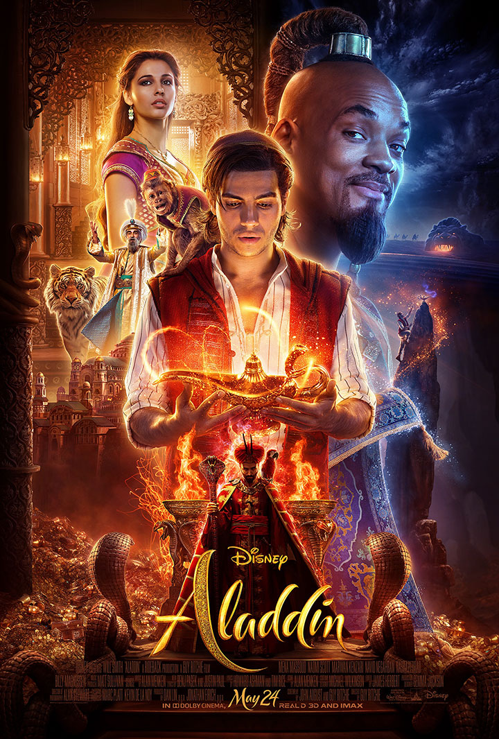 Win pre-screening passes to see Disney's Aladdin from WCCB Charlotte's CW