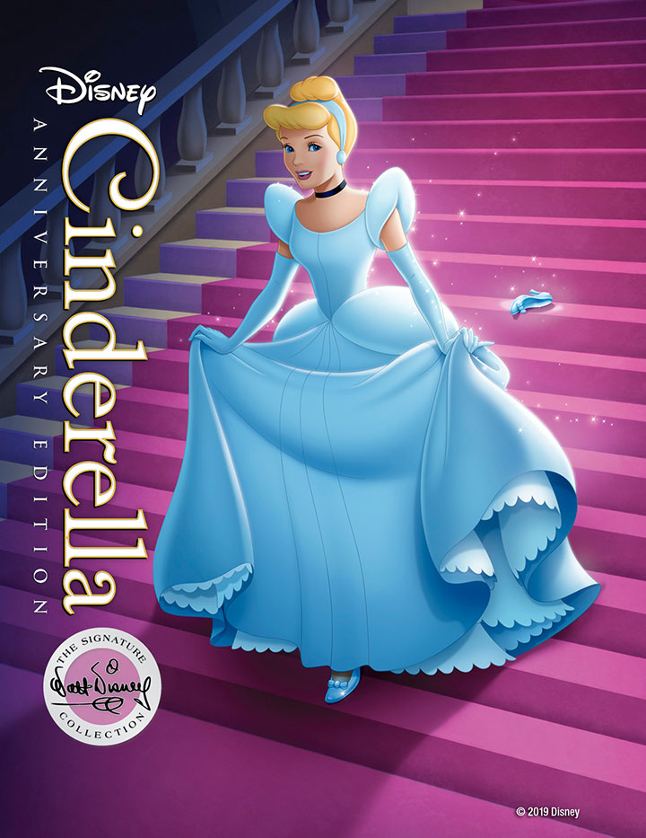 Win a digital copy of Cinderella: Anniversary Edition from WCCB Charlotte's CW