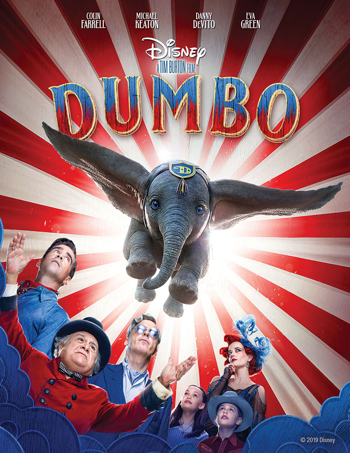 Win a digital copy of Disney's Dumbo from WCCB Charlotte's CW