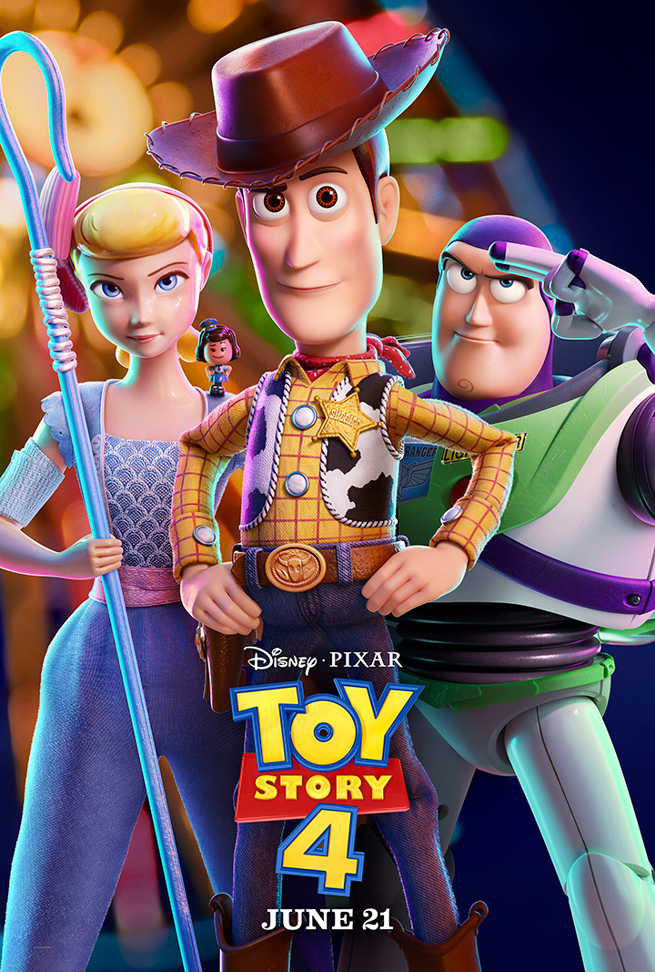 Win pre-screening passes to see Disney's Toy Story 4 from WCCB Charlotte's CW