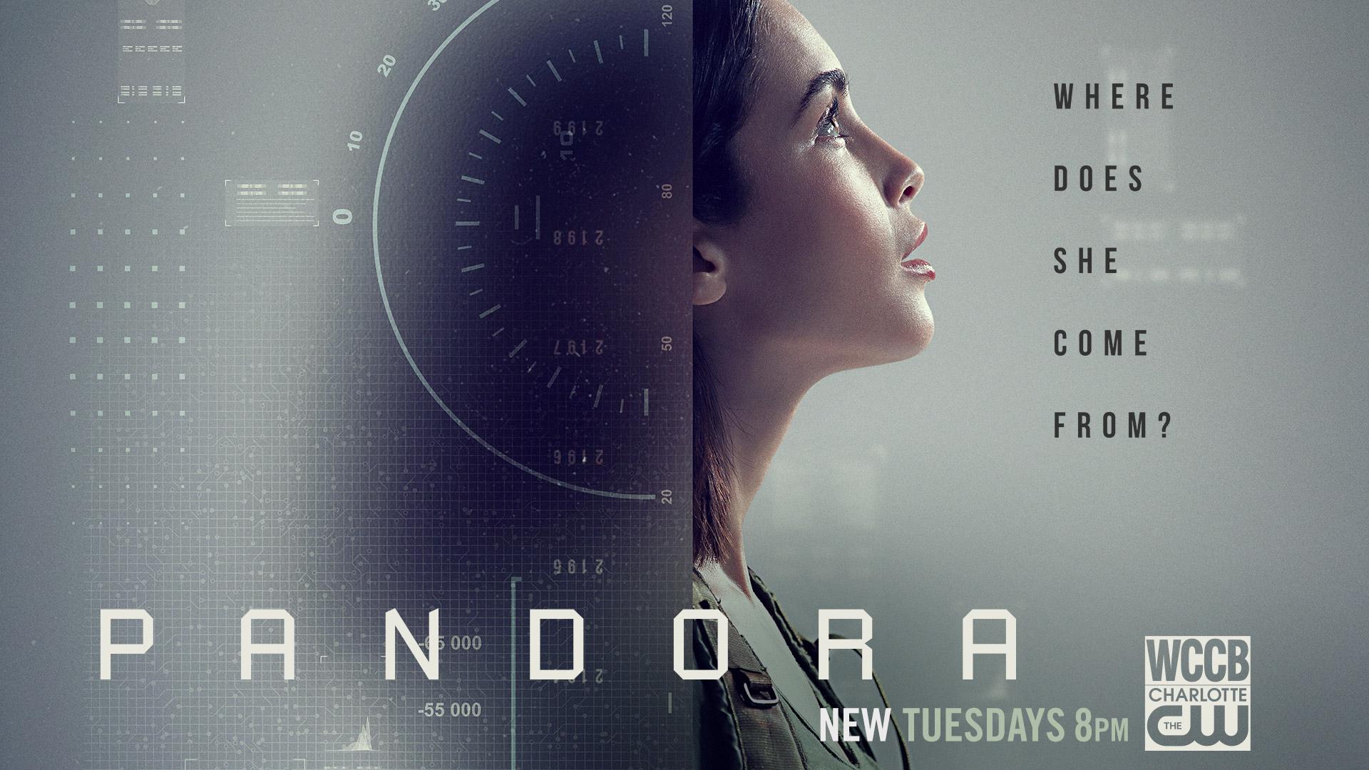 Pandora New Tuesdays at 8PM on WCCB Charlotte's CW