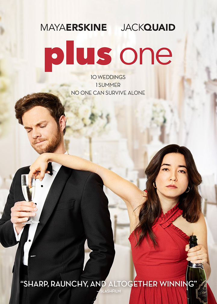 """Win """"Plus One"""" on DVD from WCCB Charlotte's CW"""