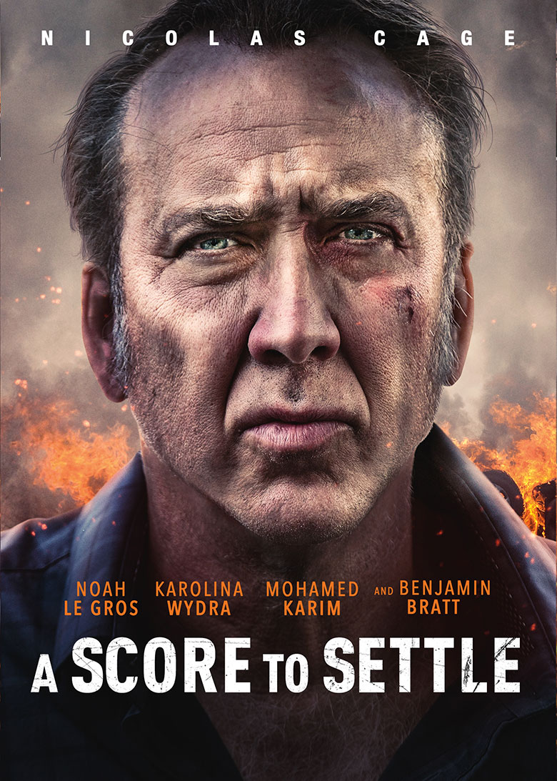 Win A Score To Settle on DVD from WCCB Charlotte's CW