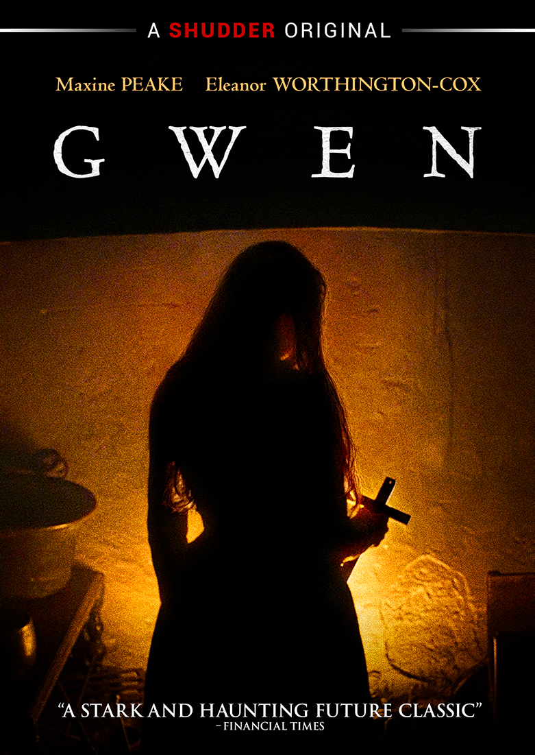 Win GWEN on DVD from WCCB Charlotte's CW