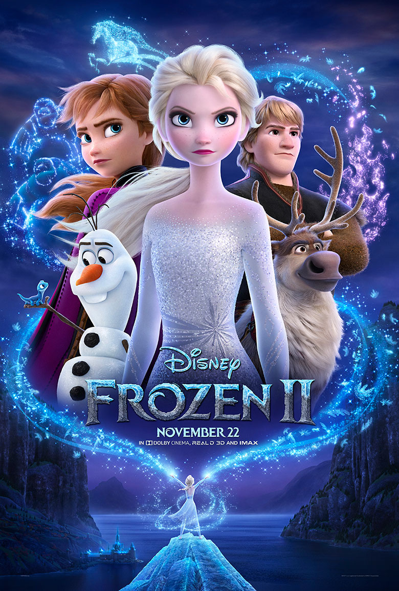 Win pre-screening passes to see Frozen II from WCCB Charlotte's CW