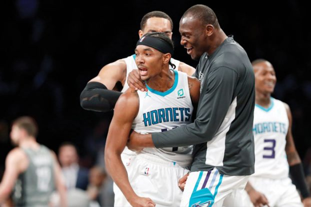 Graham Scores 40, Hornets Rally To Beat Nets 113-108 - WCCB ...