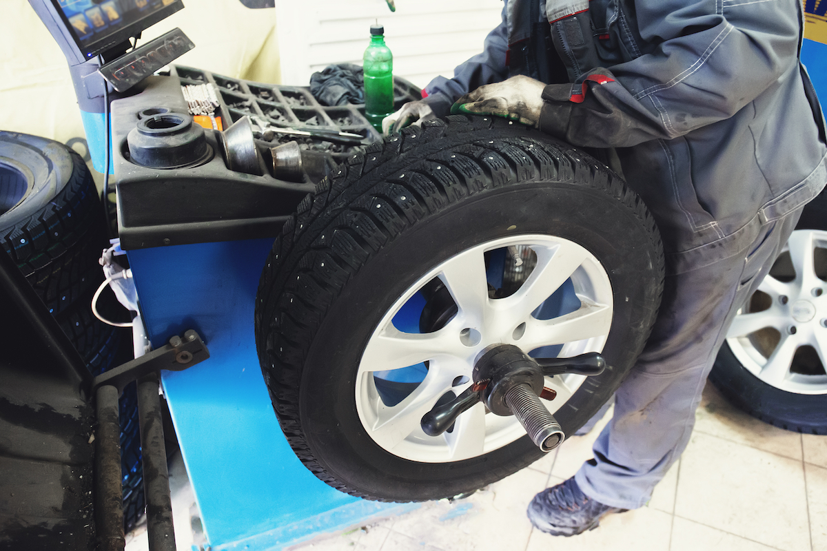 tire balances