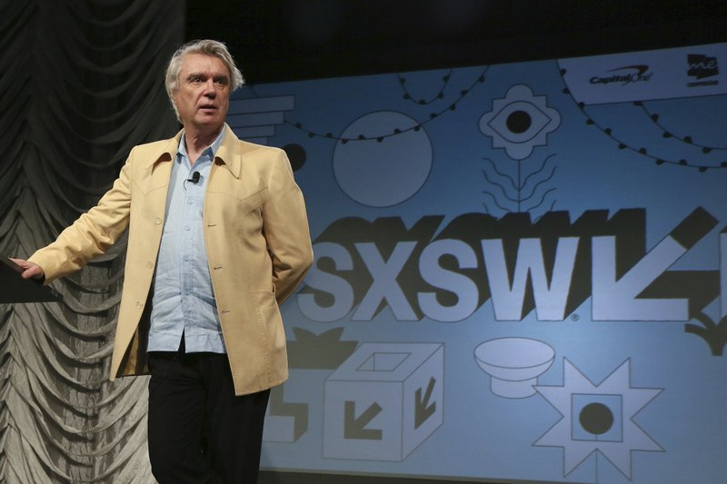 David Byrne At South By Southwest