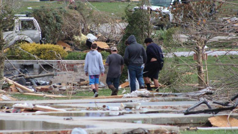 Tornado Damage In Putnam County 3 3 20 By David 126 777x437