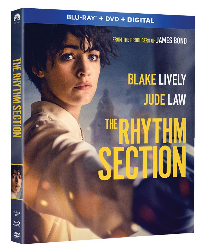 The Rhythm Section Blu Ray Web