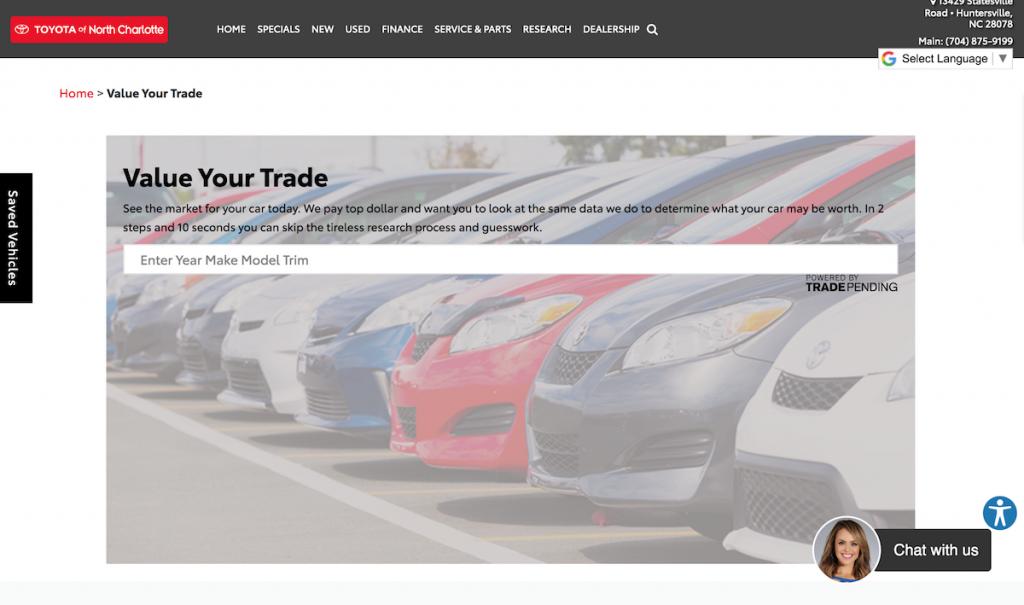Car Appraisal Tool