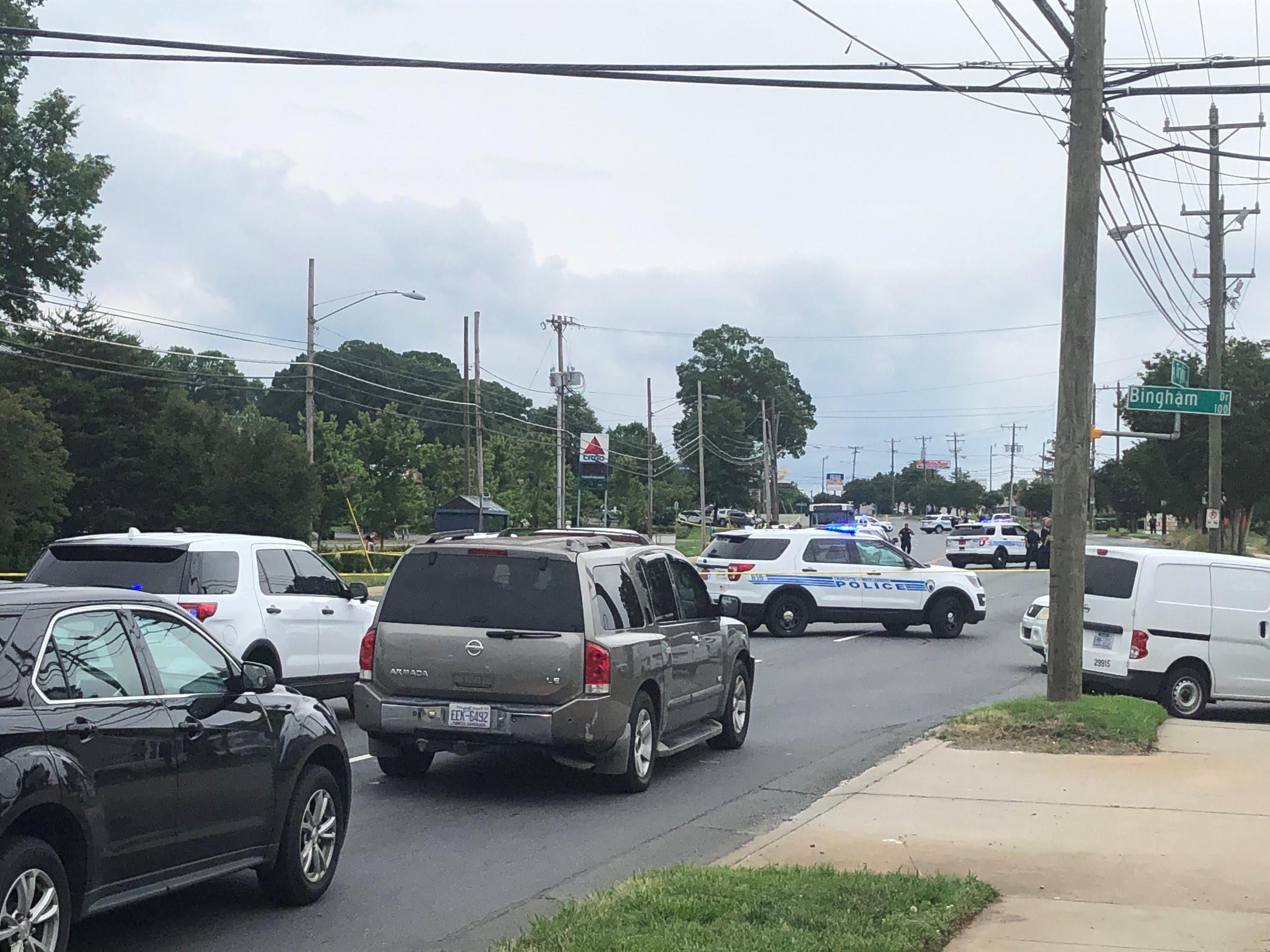 North Tryon Fatal