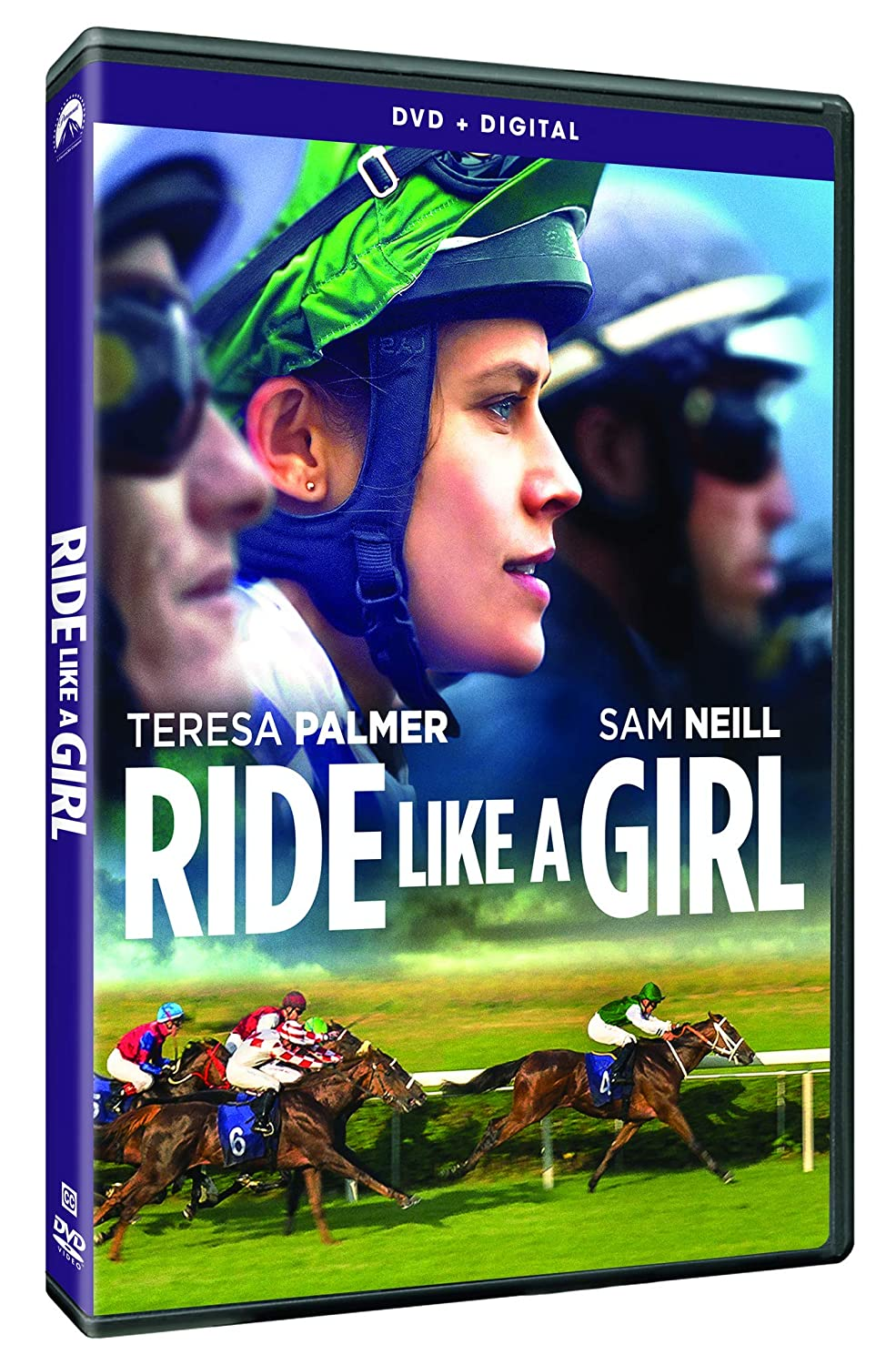 Ride Like A Girl Dvd