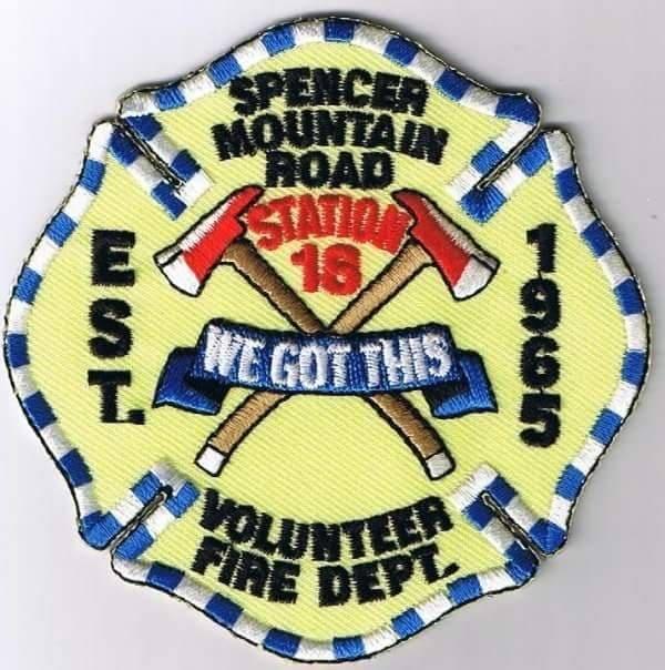 Spencer Mountain Volunteer Fire Department