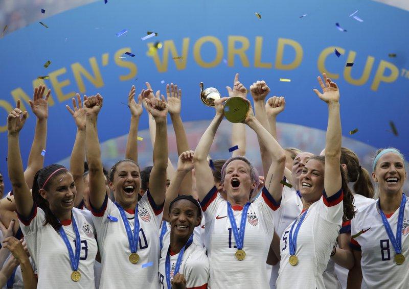 U.s. Women's Soccerr