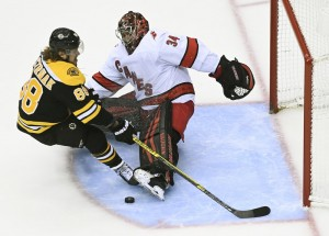 Canes Lose To Bruins
