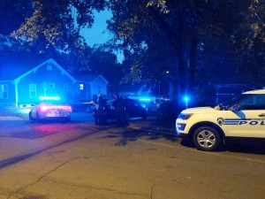 Homicide Dundeen St At Campus St