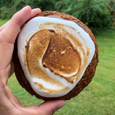 Honeybear Bake Shop S'mores Cookie