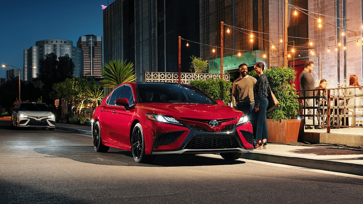 buying a new Toyota