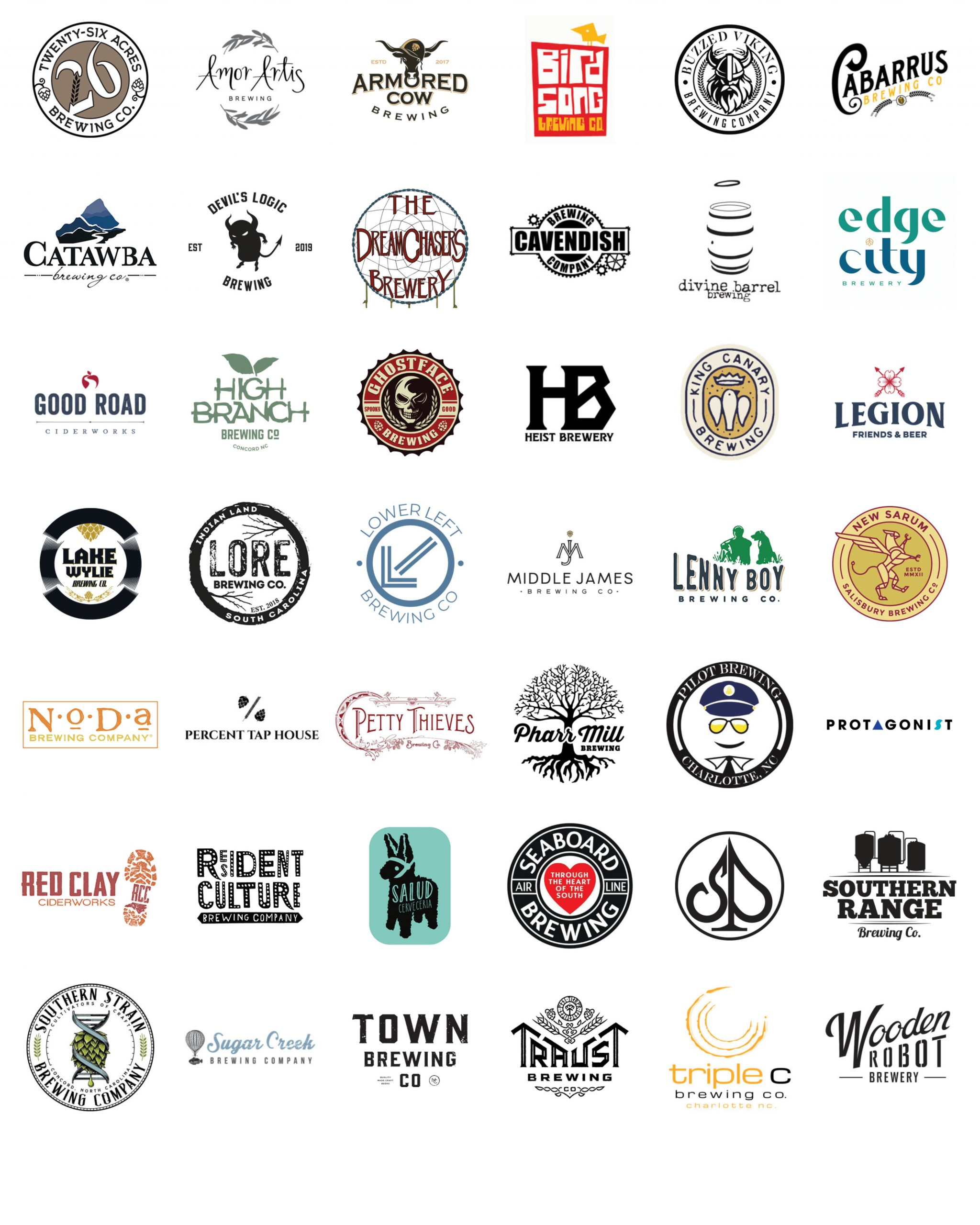 Court Shoes Only Participating Breweries
