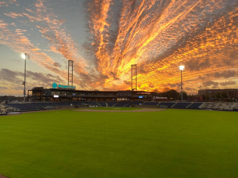 Baseball Skies