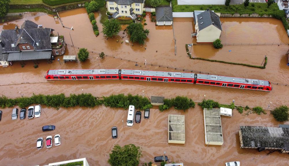 German Flooding 2